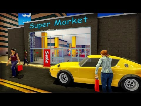 Supermarket Cashier Simulator: Shopping Games Android Gameplay