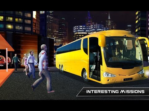 City Bus Simulator 3D 2017 Android Gameplay