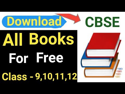 Download All CBSE Books with Solution for free | Class - 9,10,11,12 | ncert solutions, ncert book