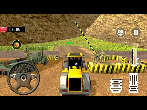 Army Bus Driver 2021: Real Military Coach Simulator - Android gameplay