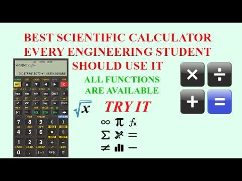 Best scientific calculator for android mobile for free