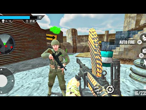 World War Survival Heroes:WW2 FPS Shooting Games _ Android GamePlay #2