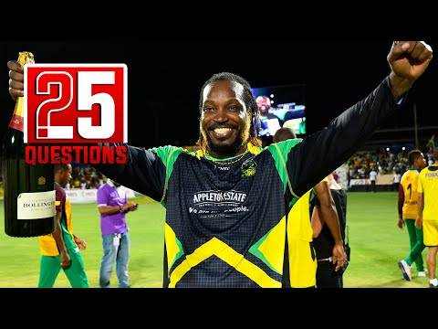 Who is the best bowler Chris Gayle has ever faced?