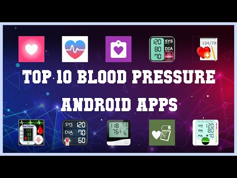 Top 10 Blood Pressure Android App | Review