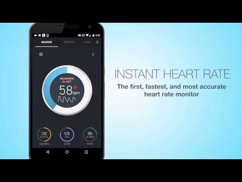 video review of Instant Heart Rate