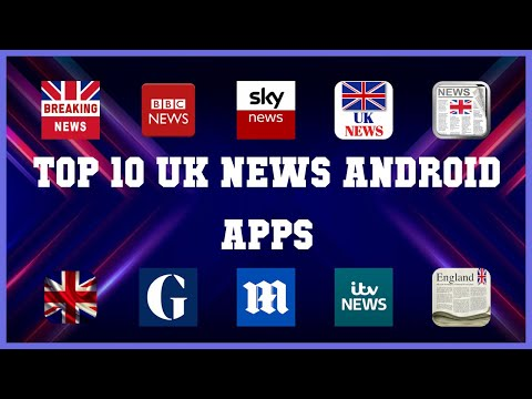 Top 10 UK News Android App | Review