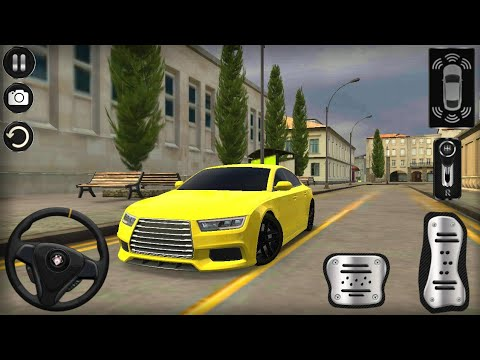 Car Parking 2020 pro : Open World Free Driving - First Gameplay
