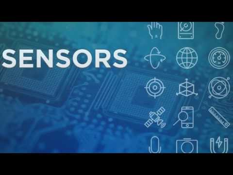 video review of Sensors Toolbox