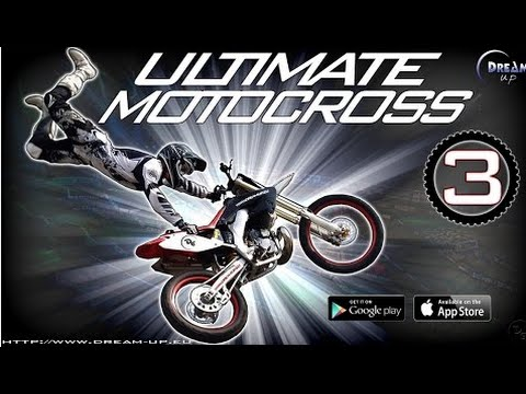 Ultimate MotoCross 3 Android Gameplay (HD)