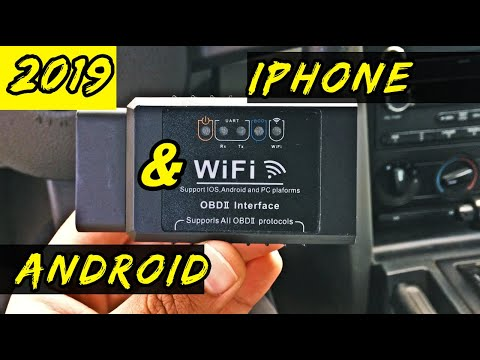 WIFI OBD 2 Scanner- Auto Doctor [APPLE & ANDROID]