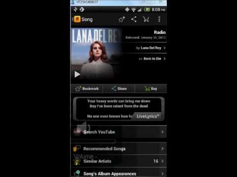 Soundhound Android App Tutorial and Review