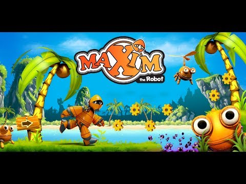 video review of Maxim the robot
