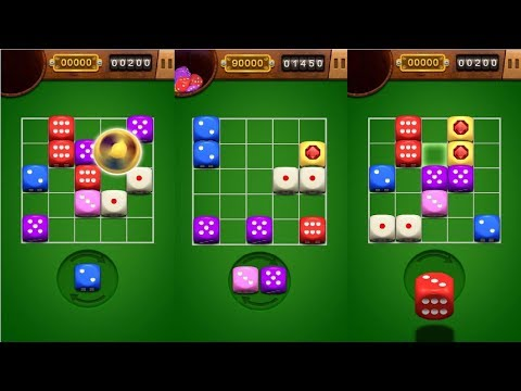 Dicedom - Merge Puzzle Android Gameplay