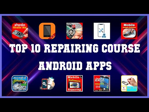 Top 10 Repairing Course Android App   Review