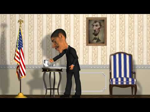 Talking Obama - Available on the AppStore and Google Play
