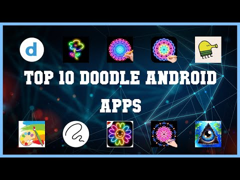 Top 10 Doodle Android App | Review