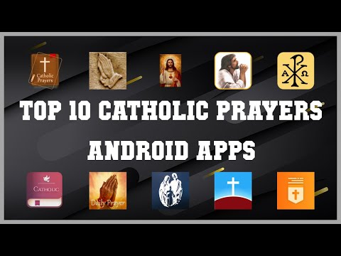 Top 10 Catholic Prayers Android App   Review