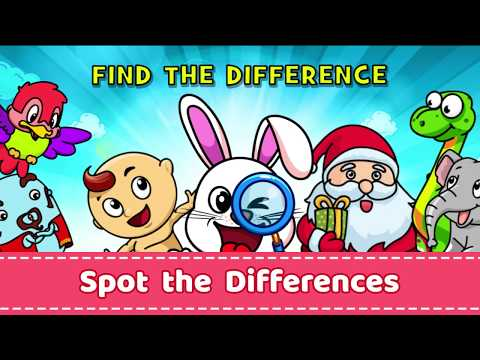 Find the Difference 2019 - Promotional Video - Android App