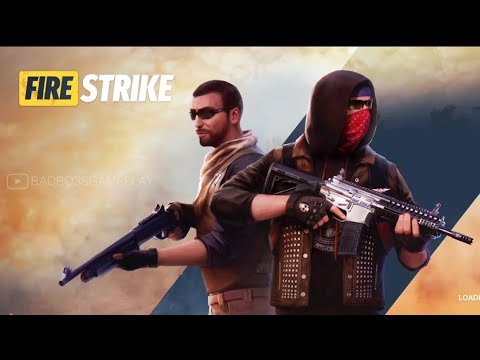 Fire Strike Online - Android / iOS Gameplay HD