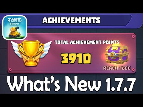 Version 1.7.7 -  What's New Tank Hero The Fight Begins