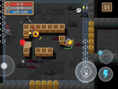 Soul Knight (Android Gameplay)