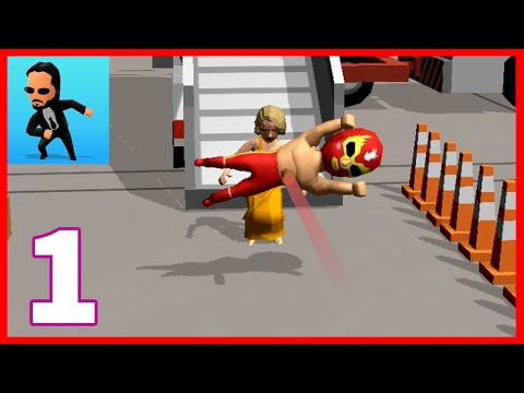 Protect The VIP - Gameplay Walkthrough Part 1 Levels 1-35 (Android,iOS)