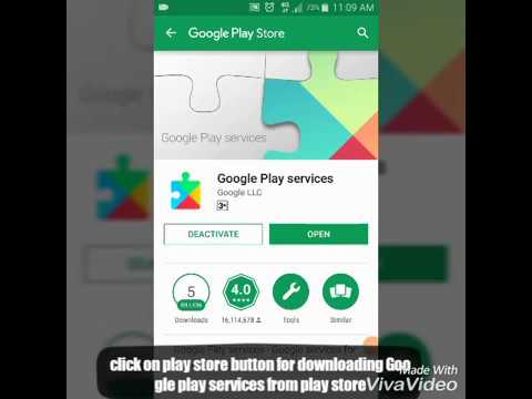 video review of Info of Play Store & fix Play Services 2020 Update