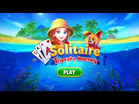SOLITAIRE TRIPEAKS JOURNEY (iOS/Android) - Uncover the hidden Golden Treasure on the journey