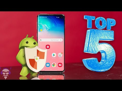 Top 5 Best Android Antivirus Apps 2020