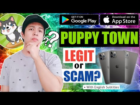 PUPPY TOWN LEGIT OR SCAM?!   GET A CHANCE TO WIN IPHONE 11 PRO? (MY HONEST REVIEW!)   Marky Vlogs
