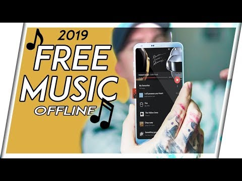 FREE MUSIC On IPHONE & ANDROID 2019 | BEST FREE OFFLINE MUSIC!