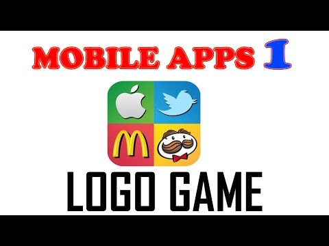 Logo Game Bonus - Mobile Apps 1 - All Answers - Walkthrough ( By Taplance INC )