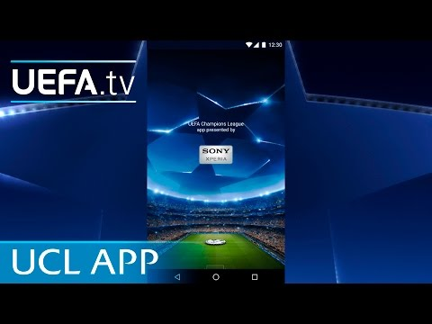 video review of UEFA Champions League football