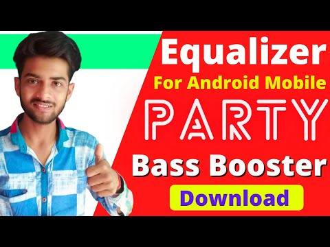 Best Equalizer For Android Mobile 2021   No Root   100% Free Equalizer   Best Sound Quality