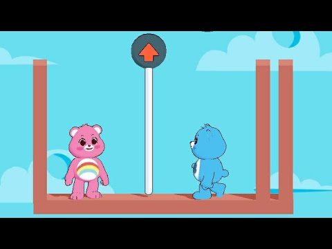 Care Bears: Pull The Pin Android Gameplay