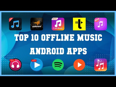 Top 10 Offline music Android App | Review