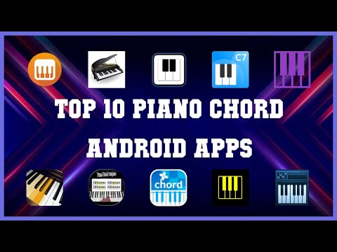 Top 10 Piano Chord Android App   Review