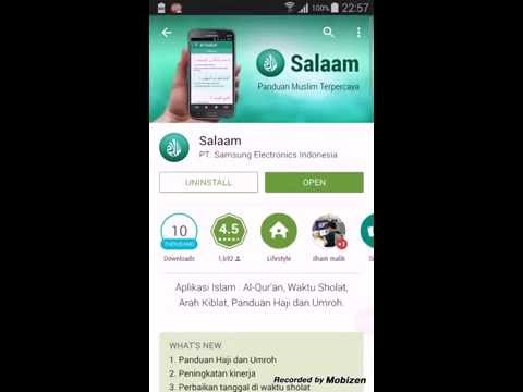 Android Application Review #1 - Salaam