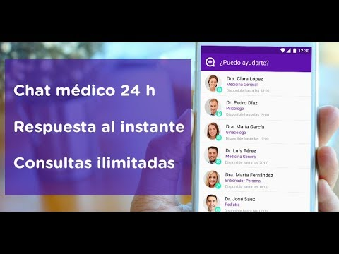 video review of MediQuo Medical Chat