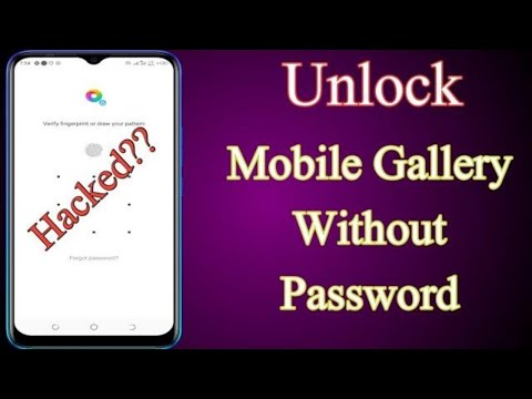 how to hack gallery lock  android tips and tricks 2021