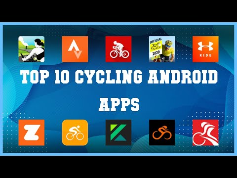 Top 10 cycling Android App | Review