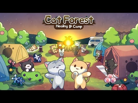 video review of Cat Forest - Healing Camp