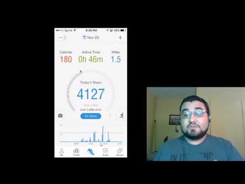 Pacer - App Review - FREE Pedometer