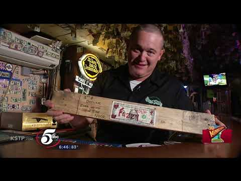 So Minnesota: St. Paul bowling alley to donate thousands of $1 bills to charity