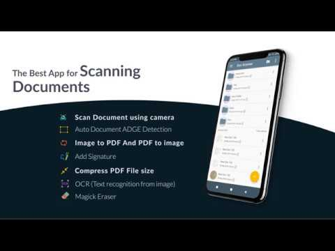 video review of Document Scanner