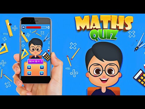 video review of Maths Quiz