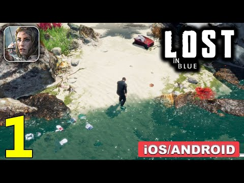 Lost in Blue Gameplay Walkthrough (Android, iOS) - Part 1