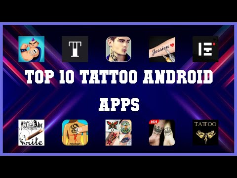 Top 10 Tattoo Android App | Review