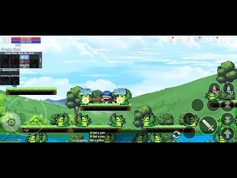Slime RPG2 (by WMG Studio) - classic rpg game for Android and iOS - gameplay.