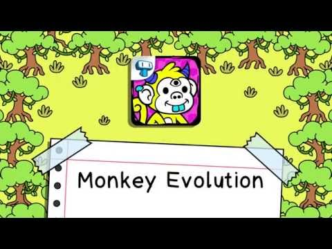video review of Monkey Evolution